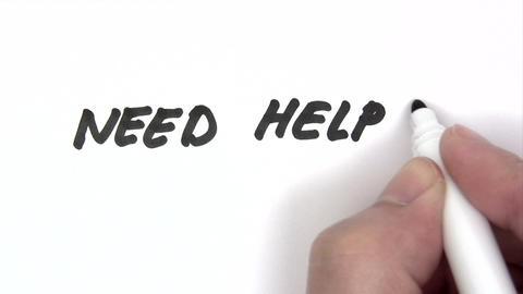 Need Help Footage