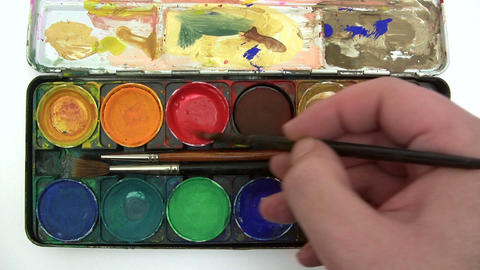 Box of Watercolors Live Action