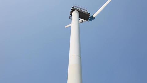 Wind power Footage