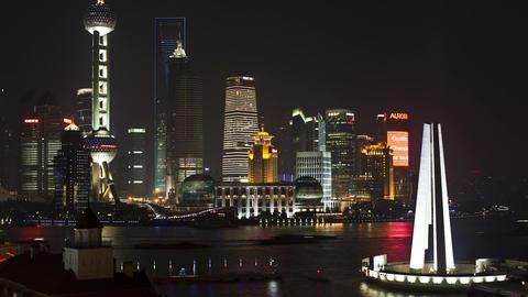 Shanghai, China Footage