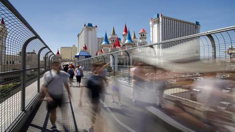 Las Vegas, Nevada, United States of America Footage