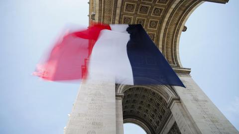 Paris, France Footage