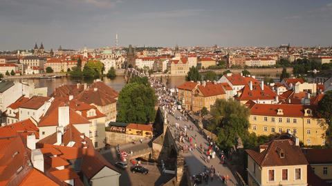 Prague, Czech Republic Footage