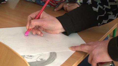 Hand Writes Live Action