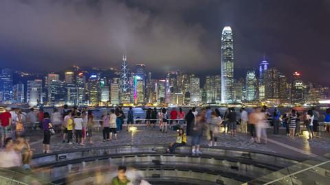 Hong Kong, China Footage