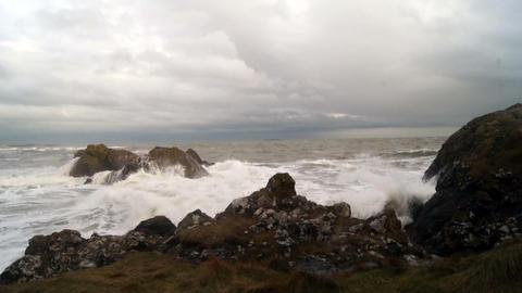 Big Wave Stock Video Footage