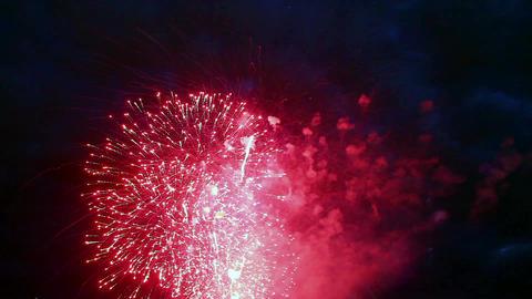 fireballs Firework Footage