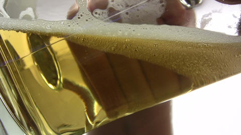 Drinking Beer Footage