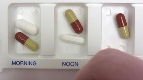 Medication Footage