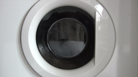 Washing Machine Footage