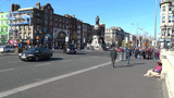 Dublin City Traffic 1 Footage