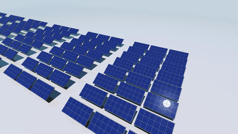 Solar Panel Cd HD Stock Video Footage