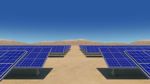 Solar Panel Sb HD Animation
