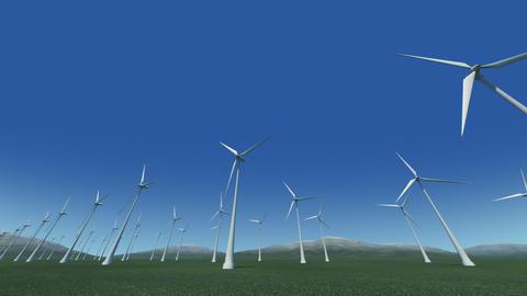 Wind Turbine Gd HD Stock Video Footage