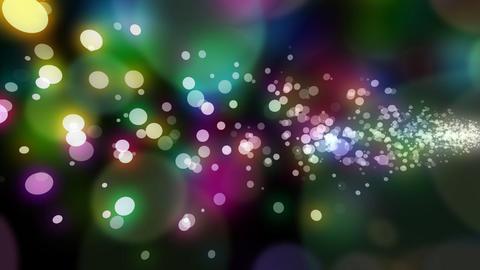 Neon light CcD HD Stock Video Footage