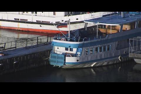Baikal 12 Footage