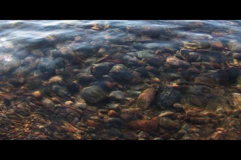 Water and ice 3 Stock Video Footage