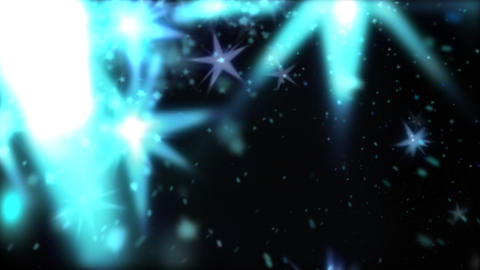 fairy particle Stock Video Footage