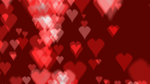 heart background 03 Animation