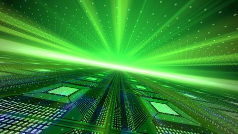 Future tech space 2 Ba Stock Video Footage