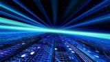 Future tech space 2 Cb Stock Video Footage