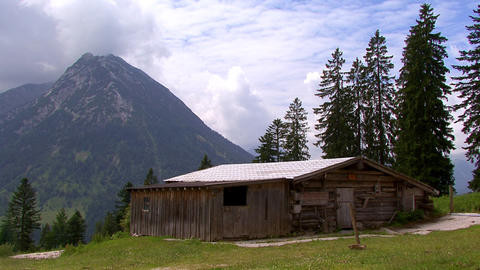 TL sequestered cottage austria Footage