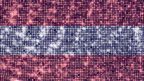Spangle Flag Austria Stock Video Footage