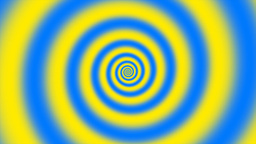 Hypnotic Circles Stock Video Footage