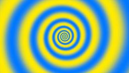 Hypnotic Circles Stock Video Footage