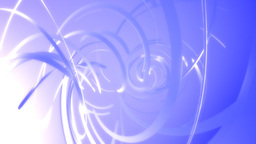 Light blue looping abstract background Stock Video Footage