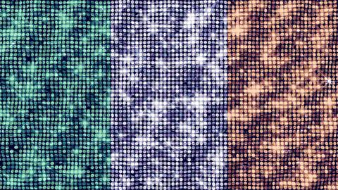 Spangle Flag Ireland Stock Video Footage
