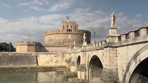 Sant Angelo Castle Footage