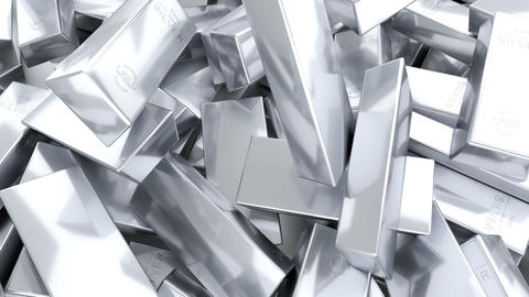 Bars Of Silver stock footage