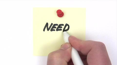 Need Help Stock Video Footage