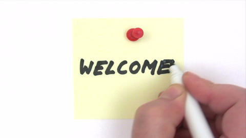 Welcome Footage