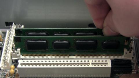 Installing RAM Footage