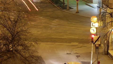 4 K Budapest by Night Timelapse 38 Footage