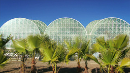 Biosphere 2 stock footage
