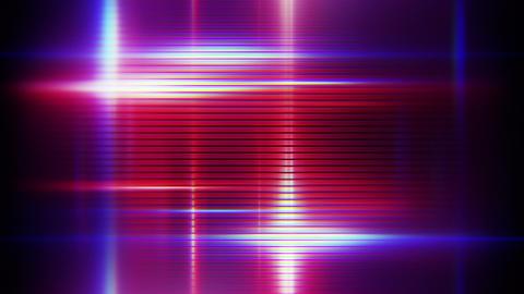 red blue flashing lights loop Stock Video Footage