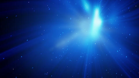 blue swirling light loopable background Animation