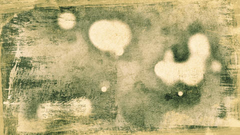 old dirty stained paper grunge loopable background Animation