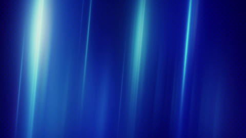 flaring blue light stripes loopable background Animation