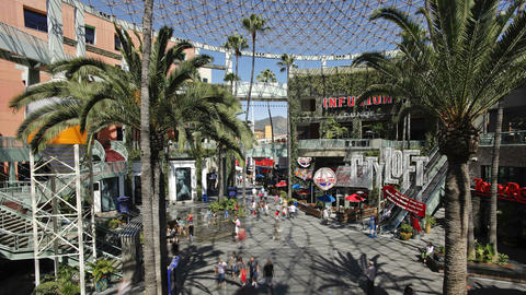 Universal Studios, Hollywood, Los Angeles, Califor Archivo