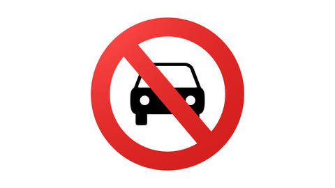 No Cars Allowed Animation