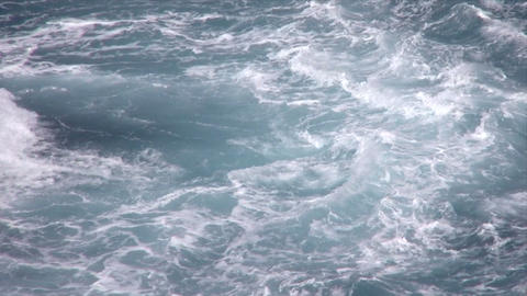 Stormy Waters Footage