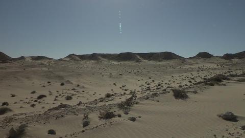 Sand Dunes in Dahkla Western Sahara 1 - FT0011 Live Action