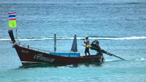 Thai fisher Footage