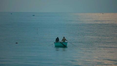 Sea fishing Footage