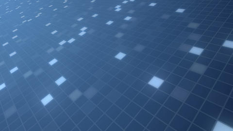 Square Cell Grid light background Ba 2 4k Animation