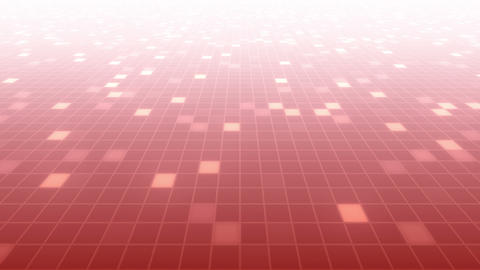 Square Cell Grid light background Ca 3 4k Animation
